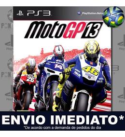 Ps3 Moto Gp 13 Midia Digital Código Psn