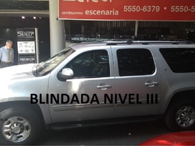 Chevrolet Suburban Blindada G Piel Aa Dvd Qc 4x4 At