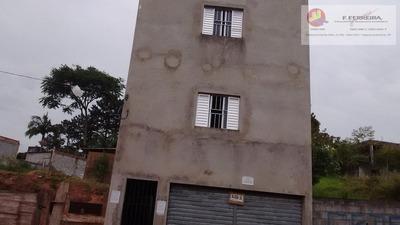 Casa Com 1 Dormitório Para Alugar, 50 M² Por R$ 500/mês - Chácara Santa Maria - Itapecerica Da Serra/sp - Ca0149