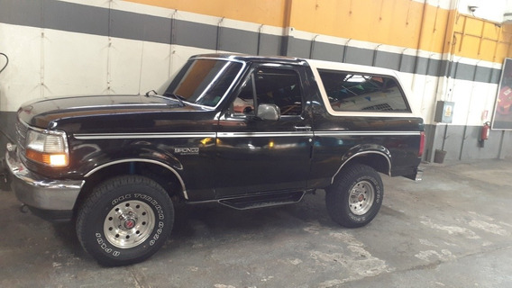 Ford Bronco 6cil 4×2 Sincrónica