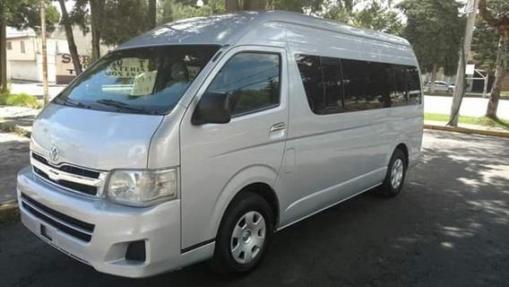 Toyota Hiace 2013 2.7 Bus 15 Pas Mt