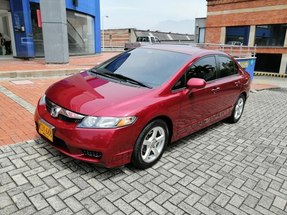 Honda Civic Lx 1.8cc Mt 2011