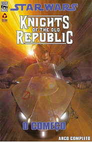 Hq Star Wars - Knights Of The Old Republic - O Começo