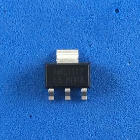 Regulador De Tensão 1.5v Ams1117 (10 Unidades)