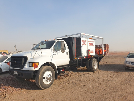 Camion De Servicios Marimba Ford F- 650