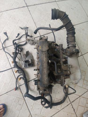 Cabeçote Com Injeção Chevrolet Zafira Zafira Cd 2.0