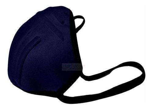 Imagem 1 de 4 de Máscara Lavável B Mask Hipoalergênico Tripla Proteção