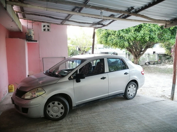 Nissan Tiida 1.6 Drive Sedan Mt 2011