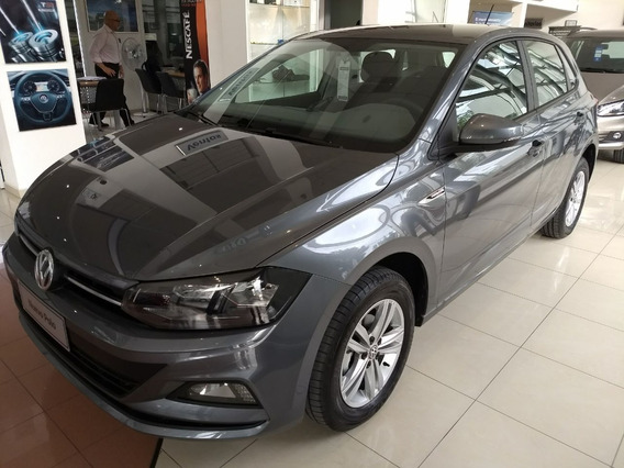 Volkswagen Polo 1.6 Trendline 5ptas Mt 2020 0km Vw Blanco