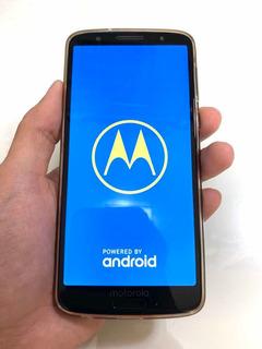 Smartphone Motorola G6 - 32gb - 3gb Ram - Índigo