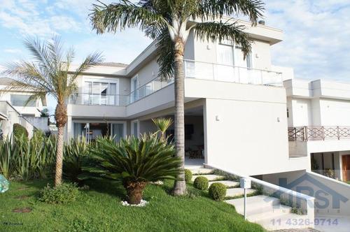 Imagem 1 de 30 de Casa À Venda, Itahye Tamboré 400m² 4 Dorm. 3 Suites- Estuda Permuta - So0816