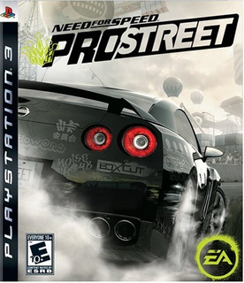 Juegos,need For Speed Prostreet - Playstation 3