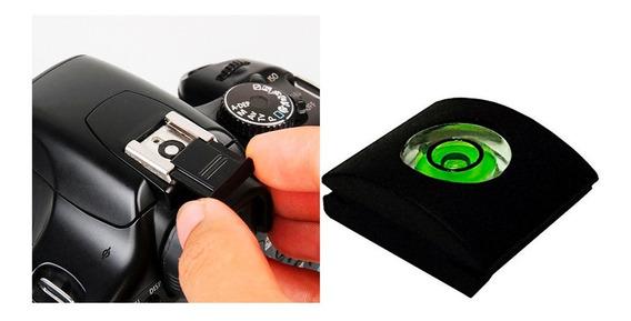 Kit Protetor Kt1 Contato Capa E Nivelador Para Dslr Canon