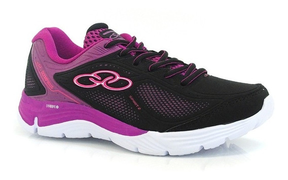 Zapatillas Olympikus Modelo Running Damas Spirit 2 - (2181)