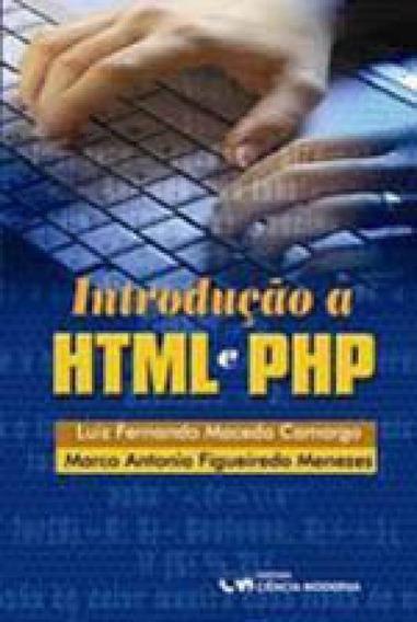Introduçao A Html E Php