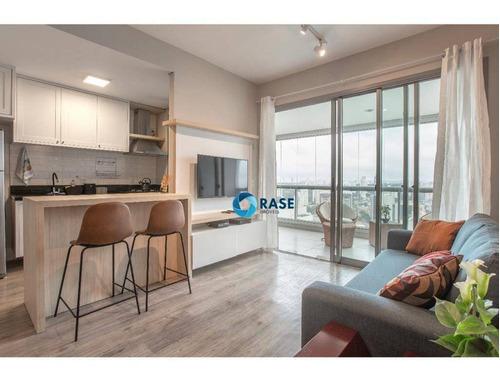 Imagem 1 de 30 de Apartamento Com 2 Dormitórios Porteira Fechada À Venda, 78 M² Por R$ 1.200.000 - Santo Amaro - São Paulo/sp - Ap12633