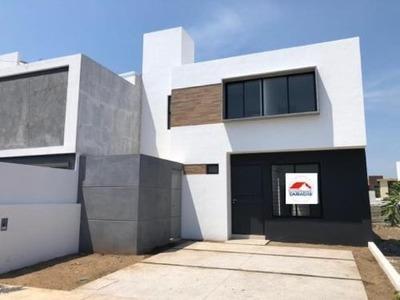 Casa Sola En Venta Real De Caná, V.a, Colima; Cerca De Prol. Hidalgo Y De La Exhacienda Del Carmen