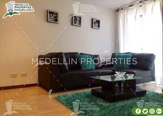 Arriendo De Apartamento Económico En Medellín Cód: 4880