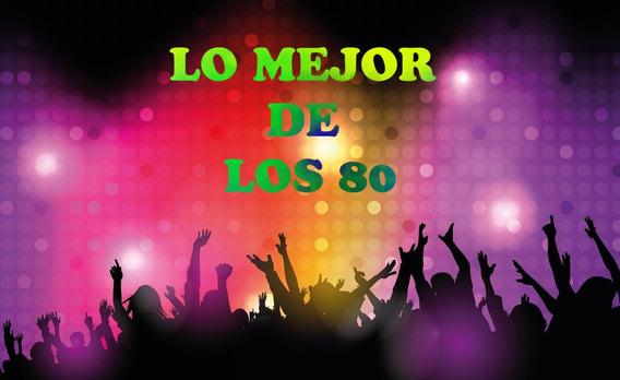 Pack Musica De Los 80 Super Completo