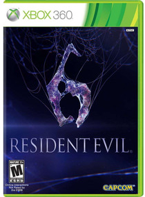Jogo Resident Evil 6 - Xbox 360 - Não Perca
