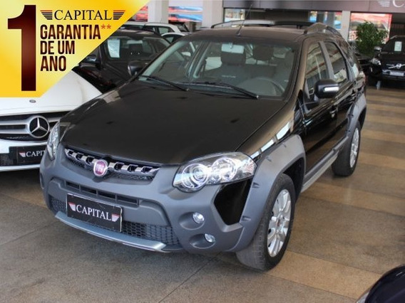 Fiat Palio Weekend Adventure 1.8 16v Flex