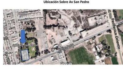 Terreno En Venta En Av. Principal De Soledad De G.s.