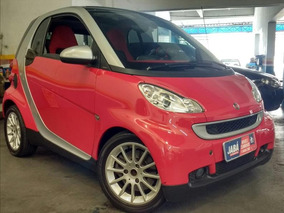 Smart Fortwo Fortwo Coupe Turbo (aut) Unico Dono Todas Revis