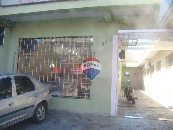 Salas Comercial À Venda, Jardim Nossa Senhora De Fátima, Nova Odessa-sp - Sa0008