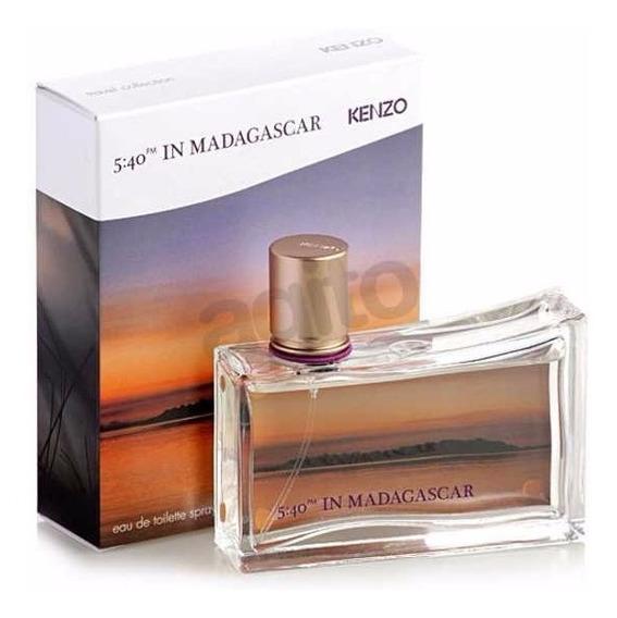 Kenzo 5:40pm In Madagascar 50ml Original Lacrado