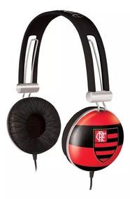 Fone De Ouvido Flamengo Iteam Original + Frete Gratis