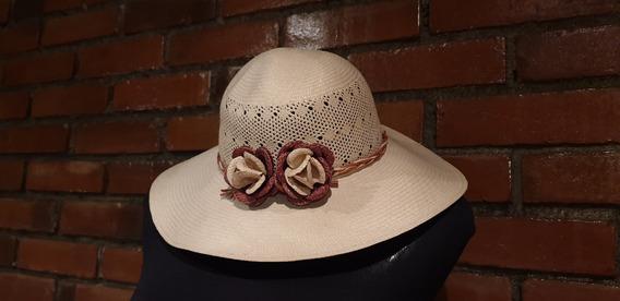 Hermosos Sombreros De Paja Toquilla