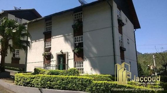 Apartamento A Venda No Bairro Catarcione Em Nova Friburgo - - 1021-1
