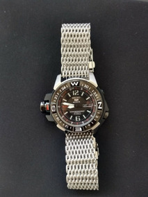 Relógio Seiko Skz229k1 Automático 200 Metros