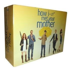 Como Conoci Tu Madre How I Met Your Mother Boxset 1- 9 Dvd
