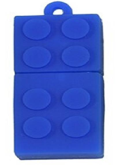 Pendrive 32 Gb Aventura Lego Azul