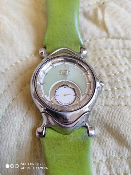 Relógio Oakley Jury Verde