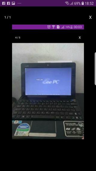 Netbook Pequenas Avarias Na Tela, Carcaça, Nao Reconhece Hd