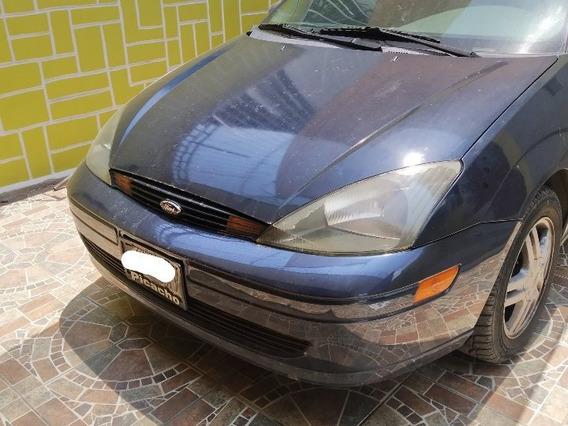 Ford Focus Lx Base 5vel Mt 2003