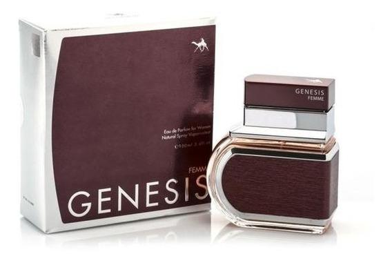 Perfume Le Chameau Genesis 100ml - Feminino Original