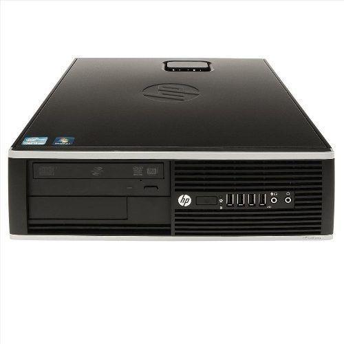 Cpu Hp Core 2 Duo E8200 2.6ghz 8gb Ram Ddr3 / Hd 500gb / Rw