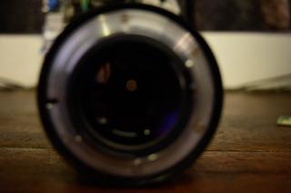 Lente Nikon 50mm 1.4