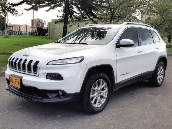 Jeep Cherokee Longitude At 3200cc Automática