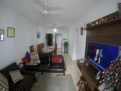 Apartamento À Venda, 78 M² Por R$ 270.000,00 - Vila Guilhermina - Praia Grande/sp - Ap2860