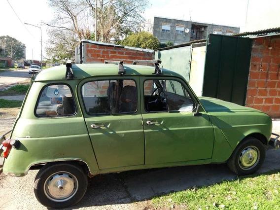 Renault 4 Con T/ Gas