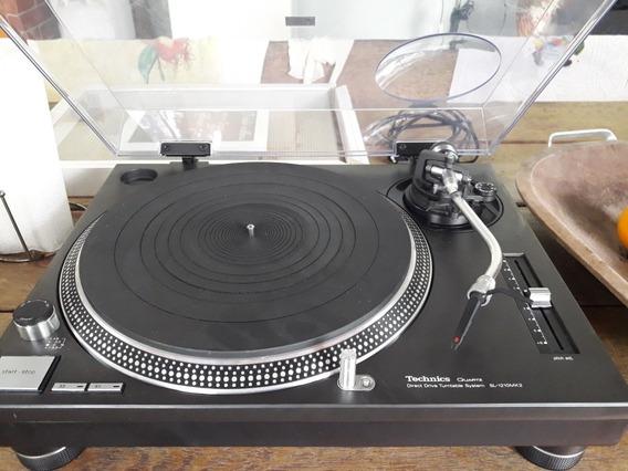 Toca Discos Technics Sl1210mk2