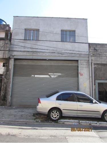 Imagem 1 de 2 de Salão Para Alugar No Cangaíba - Sl00061 - 69565188