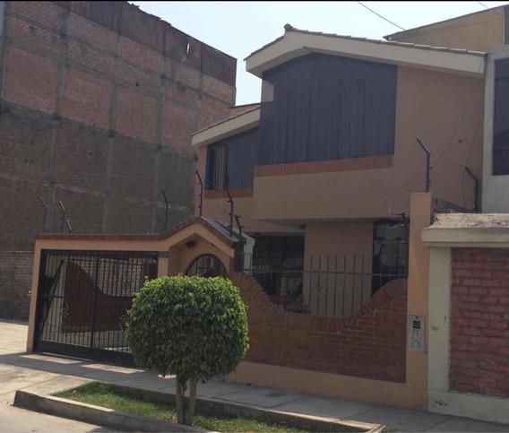 Vendo Hermosa Casa Urb. Javier Prado. A 5 Minutos Del Jockey