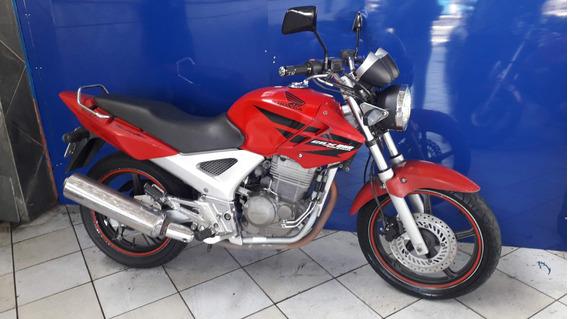 Honda Cbx 250 Twister Vermelha 2008