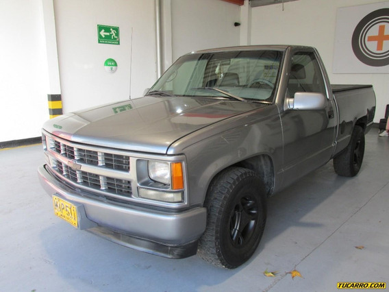 Chevrolet Cheyenne C Pick Up