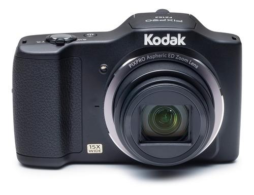 Imagen 1 de 7 de Cámara Digital Compacta Kodak Pixpro Fz152 Con 16mp 15x De
